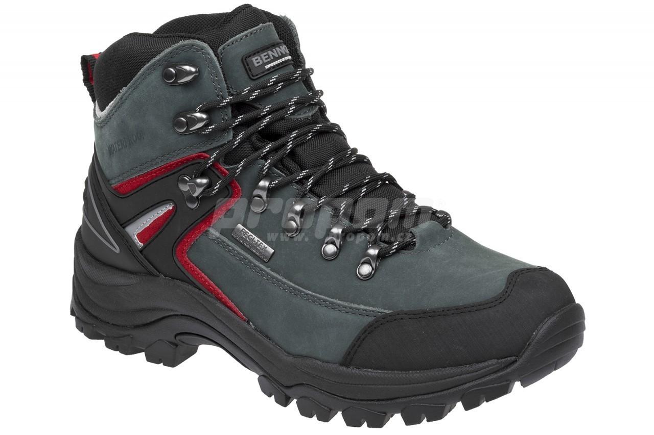 ede2c589b3c Kotníková voděodolná obuv BENNON SALVADOR