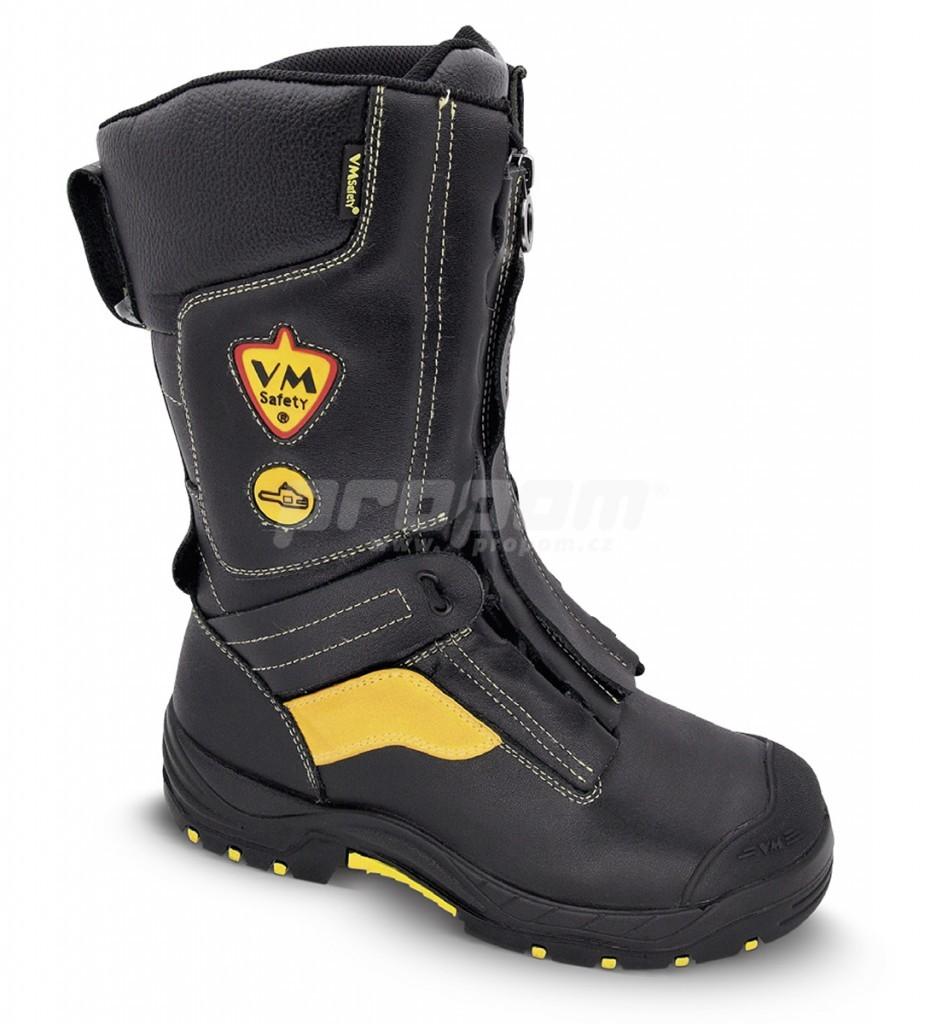 27a1d635c6a Protipořezová obuv CARDIFF